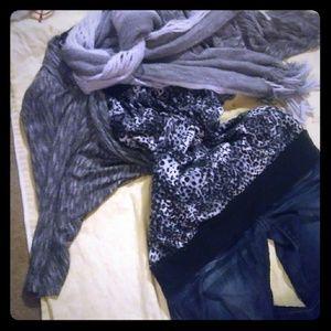 Bundle of 5 women's clothes